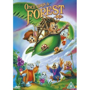 Once Upon A Forest [DVD] [1993]