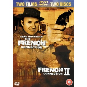 French Connection 1 & 2 Box Set [DVD] [1975]