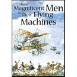 Those Magnificent Men In Their Flying Machines [1965] [DVD] [2017]