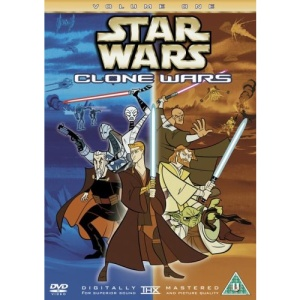 Star Wars: Clone Wars - Volume One [DVD]