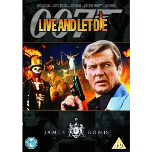 Bond Remastered - Live And Let Die (1-disc) [DVD] [1973]