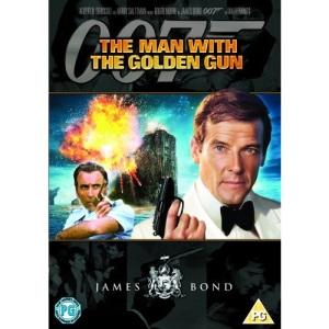 Bond Remastered - The Man With The Golden Gun (1-disc) [DVD] [1974]