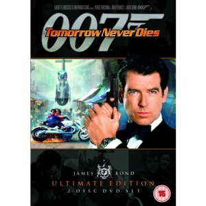Bond Remastered - Tomorrow Never Dies (1-disc) [DVD] [1997]
