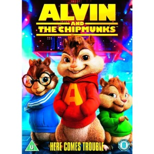 Alvin And The Chipmunks [DVD] [2007]