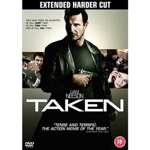 Taken (Extended Harder Cut) [DVD] [2008]