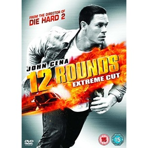 12 Rounds: Extended Harder Cut [DVD]