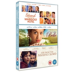 The Second Best Exotic Marigold Hotel/Belle/Far From... [DVD]