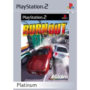 Burnout Platinum (PS2)