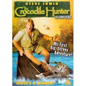 The Crocodile Hunter - Collision Course [DVD]