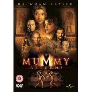 Mummy Returns (2 Discs)