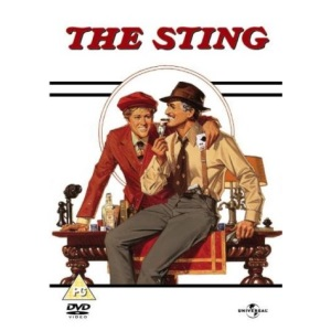 The Sting [DVD] [1977]