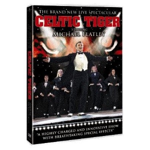 Michael Flatley: Celtic Tiger [DVD]