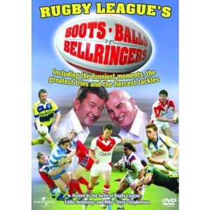 Rugby League: Boots, Balls And Bellringers [DVD]