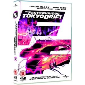 The Fast And The Furious: Tokyo Drift (1 Disc)  [DVD]