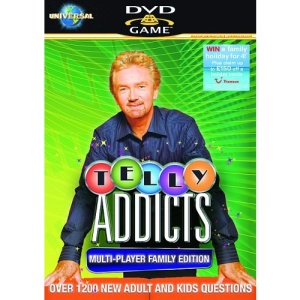Telly Addicts 2 - Interactive DVD Game [Interactive DVD]