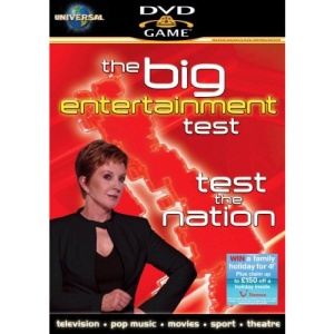 Test the Nation - Interactive DVD Game [Interactive DVD]