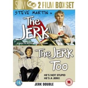 The Jerk/The Jerk, Too [DVD]