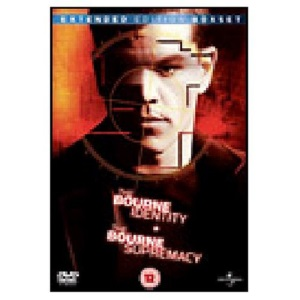 The Bourne Identity/The Bourne Supremacy - Extended Edition Boxset [DVD]