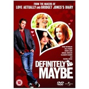 Definitely, Maybe [DVD] [2008]
