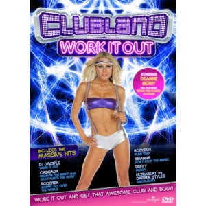 Clubland Work It Out [DVD]