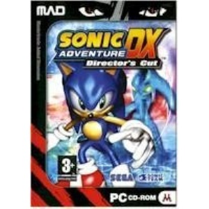 Sonic DX Adventure - Director's Cut (PC CD)