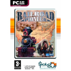 Railroad Pioneer (PC CD)