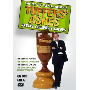 Tuffer's Ashes: Greats, Gaffes And Geezers [DVD]