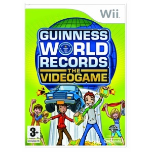 Guinness Book Of Records: The Videogame (Wii)