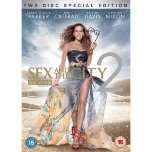 Sex And The City 2 (Two-Disc Special Edition) [DVD]