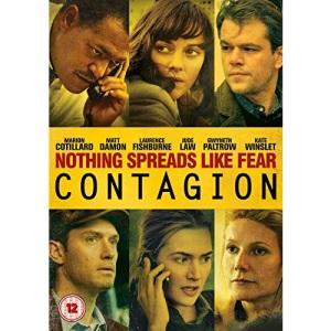 Contagion [DVD + UV Copy] [2012]