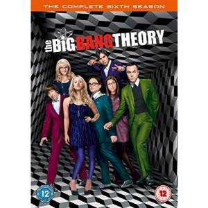 The Big Bang Theory - Season 6 [DVD] [2013]