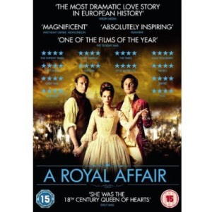 A Royal Affair [DVD] [2012]