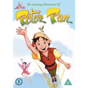 The Amazing Adventures Of Peter Pan [DVD]