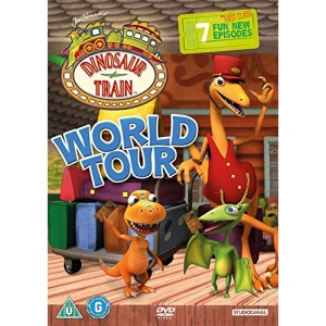 Dinosaur Train - World Tour [DVD]