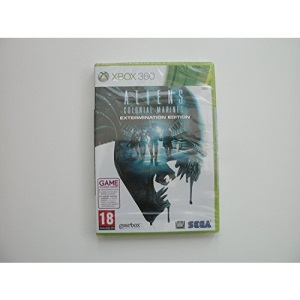 Aliens Colonial Marines Extermination Edition Game XBOX 360