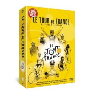 Le Tour de France Official Collection 3 DVD Box Set