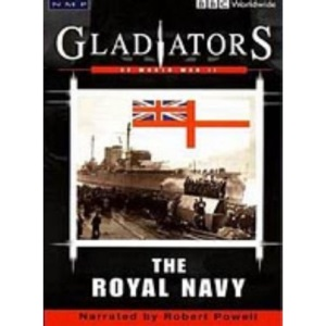 Gladiators of World War 2: The Royal Navy [DVD]