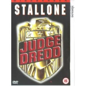 Judge Dredd [DVD] [1995]