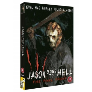 Jason Goes To Hell - The Final Friday [DVD]