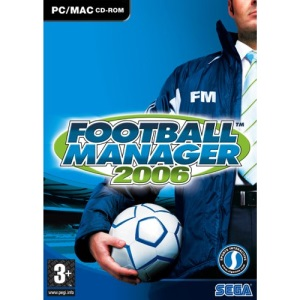 Football Manager 2006 (Mac/PC CD)