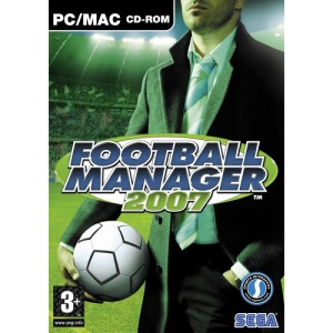 Football Manager 2007 (PC CD)