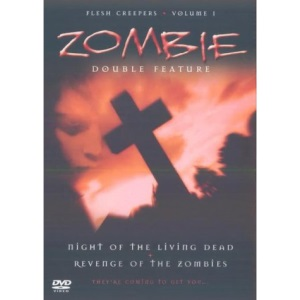 Revenge Of The Zombies/Night Of The Living Dead [DVD]