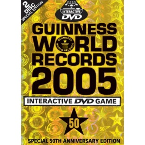 Guinness World Records 2005 [50th Anniversary Edition] [DVD]