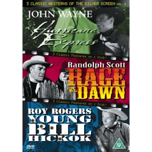 3 Classic Westerns Of The Silver Screen - Vol. 5 [DVD]