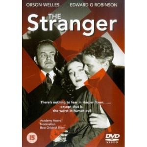 The Stranger (Orson Welles) [DVD] [1946]
