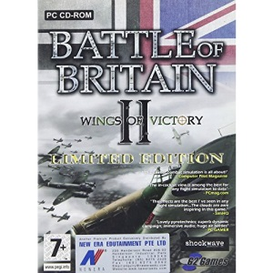 Battle of Britain 2: Wings of Victory with free Battle Of Britain DVD (PC)
