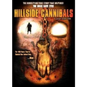The Hillside Cannibals [DVD]