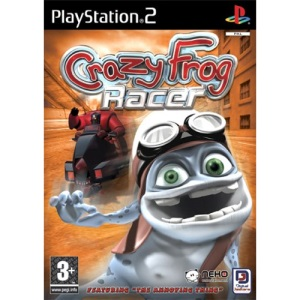 Crazy Frog Racer (PS2)