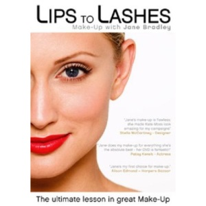 Lips to Lashes - Make-up with Jane Bradley [DVD]