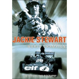 Jackie Stewart - Triple Formula 1 World Champion: The Official DVD Biography